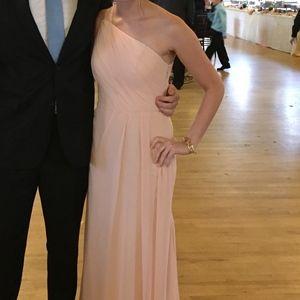 d8f79a03d4 Azazie Dresses - Azazie Carissa Pearl Pink Dress Homecoming Formal